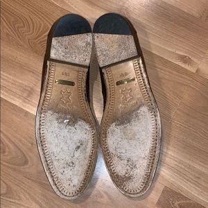 Mezlan Shoes - Mezlan venetian loafers crocs size 9